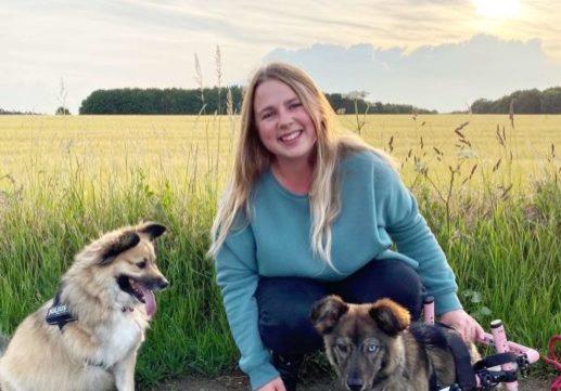 Erin Shepherd - Animal Welfare Manager